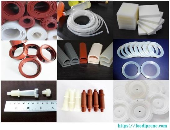 ผลิตภัณฑ์ยางฟู้ดเกรดและพลาสติกฟู้ดเกรด foodiprene1